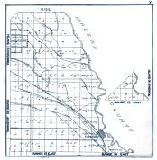 Sheet 007 - Townships 11 and 12 South, Ranges 13 and 14 E., Township 10 S., Range 13 E., Firebaugh, Fresno County 1923